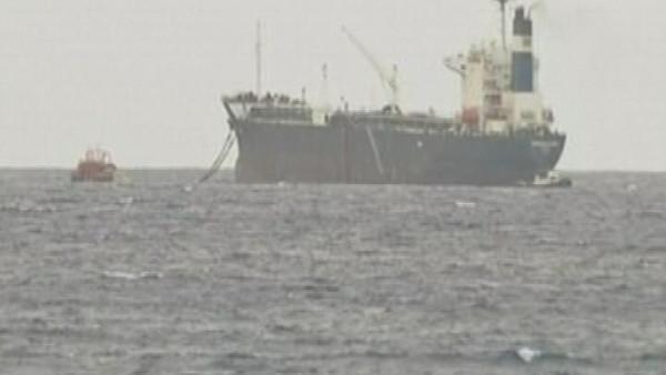 سفينة ليبيا: إطلاق النار على ناقلة النفط الكورية وإعطابها