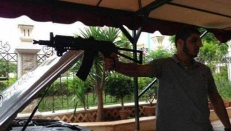 سليمان1 وكالة سانا:  القبض على سليمان هلال الاسد