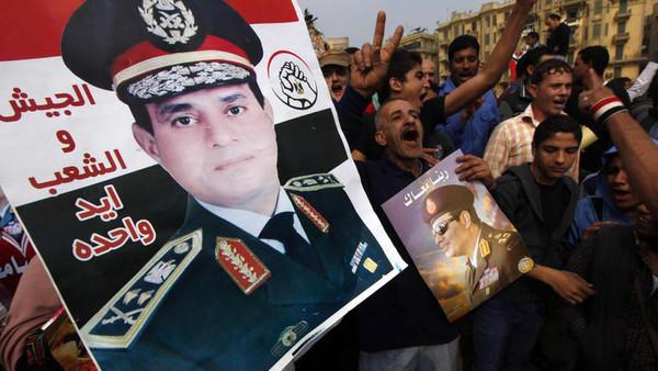 سي مسؤول أمني: السيسي سيعلن خوضه انتخابات الرئاسة بمصر
