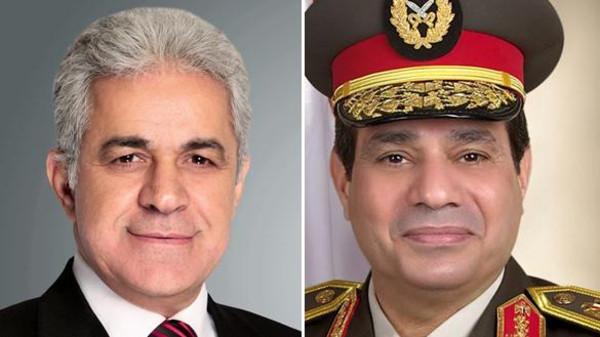 سي1 السيسي وصباحي.. أبرز الأسماء في انتخابات مصر القادمة