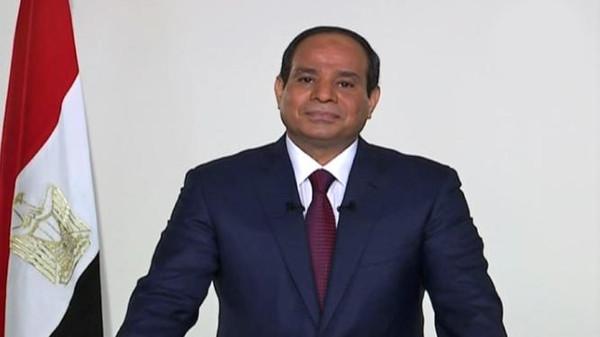 سي5 عبدالفتاح السيسي رئيساً لمصر رسمياً بـ 23 مليون صوت