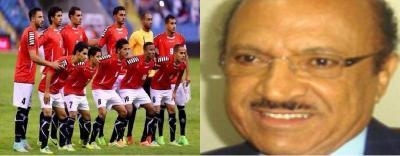 شاهر رجل الأعمال شاهر عبد الحق يفي بوعده ويكرم المنتخب اليمني بواقع 10.000 $ لكل لاعب