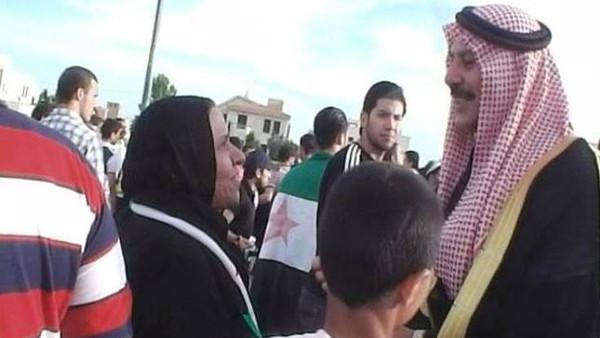 شبيحه  15رأساً من شبيحة الأسد مهر لأم الشهداء في أغرب خطبة