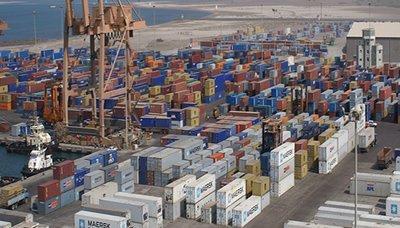 صادرات أكثر من 36 مليار ريال قيمة الصادرات الوطنية عبر ميناء الحديدة العام الماضي