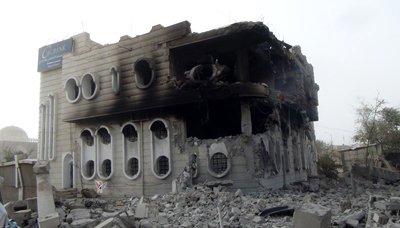 صعده استشهاد 17 مواطنا وإصابة 49 آخرين جراء القصف السعودي على محافظة صعدة