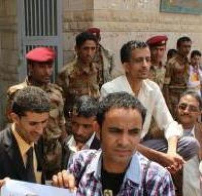 صنعاء(1) اتفاق ينهي التواجد العسكري داخل جامعة صنعاء خلال أسبوع