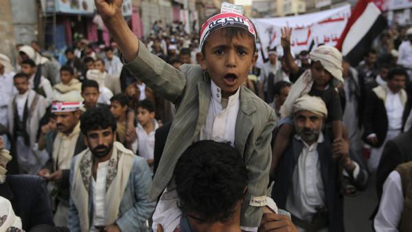 صنع مصدر رسمي: الحكومة اليمنية عرضت الاستقالة خلال شهر