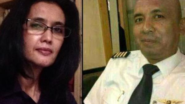 ص المرأة التي قد يفك استجوابها لغز الطائرة المختفية