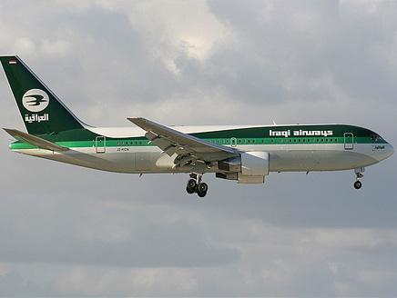 طائرة الخطوط العراقية تطير إلى الكويت لأول مرة منذ ربع قرن
