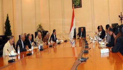 طلال طلال عقلان يلتقي المدير التنفيذي للشركة الكويتية للتنمية العقارية