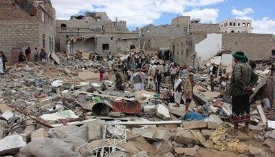 عدووان المركز اليمني لحقوق الإنسان يتهم الأمم المتحدة بالتقاعس في إيقاف العدوان