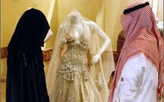 عروس السعودية : عريس يصطدم بملامح زوجته ليلة الزفاف