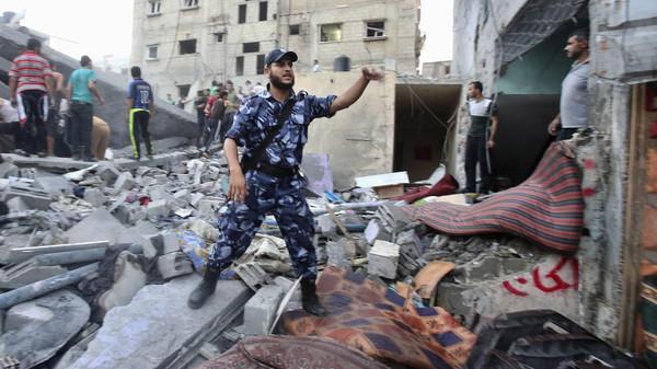 غزه2 جهود عربية أميركية بمجلس الأمن لوقف إطلاق النار بغزة