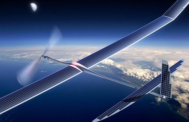 فيس  فيس بوك  تعتزم إطلاق طائرات بدون طيار لنشر الانترنت