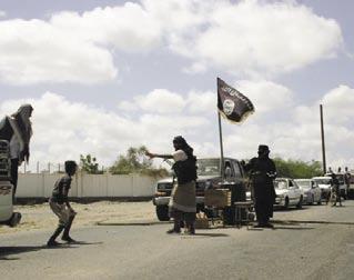 قاعده الداخلية تكشف عن مخطّط إرهابي لـ«القاعدة» يهدف إلى استعادة السيطرة على مديرية جعار وتصفه بـ«المغامرة الانتحارية»