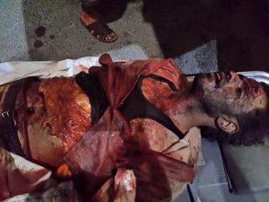 قتلى الحديدة 300x225  الحديدة نيوز  ينشر التفاصيل الكاملة عن مجزرة مصنع يماني بالحديدة