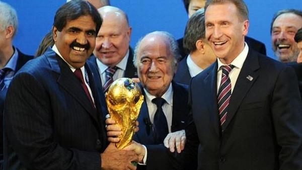 قطرررر1 الحكومة البريطانية: لانبحث عن تنظيم كأس العالم 2022