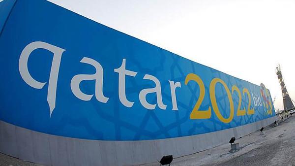 قطررر قطر تستعين بخبير رياضي بريطاني لإنقاذ كأس العالم