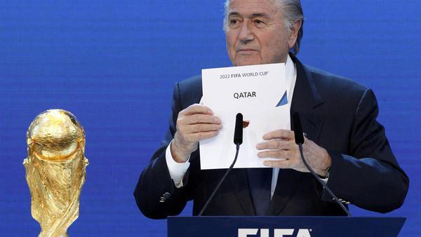 قط فضيحة فساد جديدة تهدد مونديال قطر