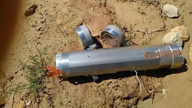 قنابل1 هيومن رايتس: السعودية قصفت اليمن بقنابل عنقودية