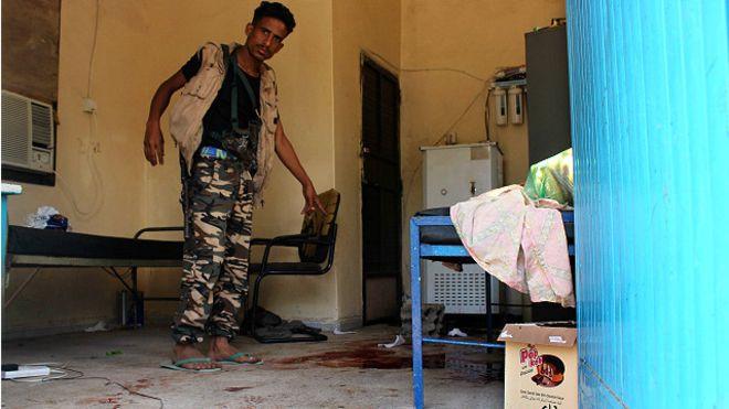 ق قتلى ومصابون في معارك شرسة في مدينة عدن جنوبي اليمن