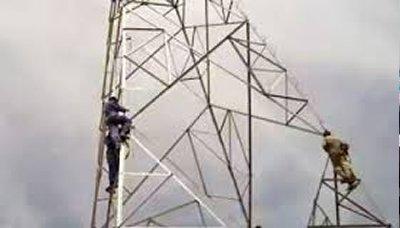 كهربااا البدء بإصلاح منظومة الكهرباء في منطقة ماس بمحافظة مأرب