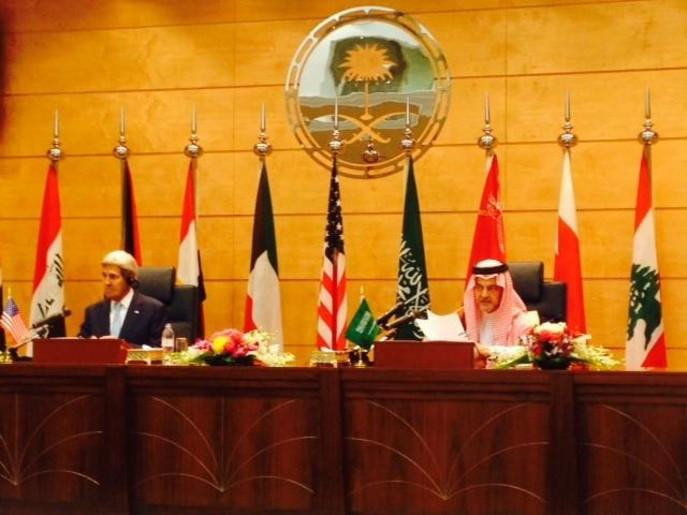كي واشنطن و10 دول عربية يتفقون على تدمير داعش