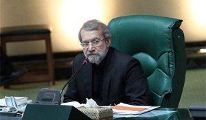 لاريجاني 300x175 إيران تنفي منح روسيا قاعدة عسكرية خلافا للدستور..
