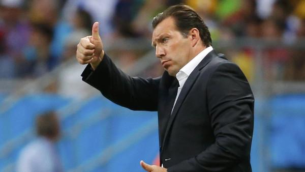 مدرب مدرب بلجيكا: منتخب الأرجنتين يفتقد إلى التوازن
