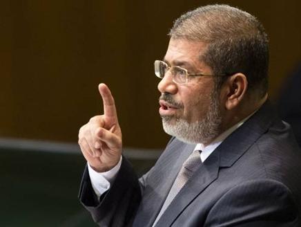 مرسي(4) مرسي أكثر حكام مصر ملاحقة للصحافيين بتهم إهانته