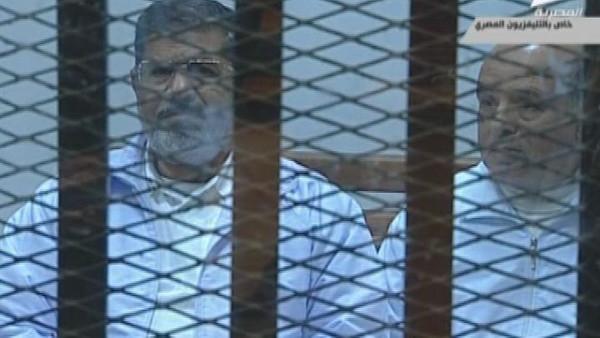 مر تأجيل محاكمة مرسي في قضية التخابر إلى الخميس القادم