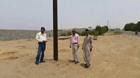 مشروع المجلس المحلي بالدريهمي يبدأ العمل في تنفيذ  مشروع ربط كهرباء قريتي الشجيره والنخيله بكلفة 50 مليون ريال