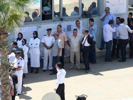 مصر(1) شرطة بأيد ناعمة ووجوه جميلة تحفظ الأمن في مصر