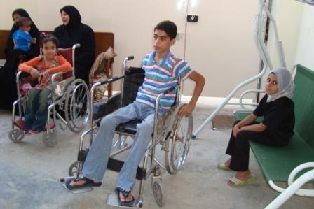 معاقين1 الحديدة: ورشة عمل حول مناصرة ذوي الاحتياجات الخاصة