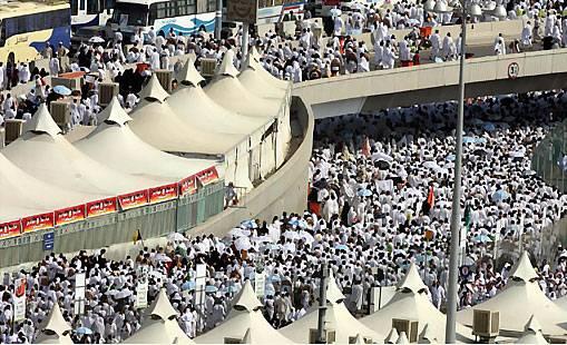 مكه السلطات السعودية تمنع استخدام الغاز المسال في المشاعر المقدسة خلال موسم حج هذا العام