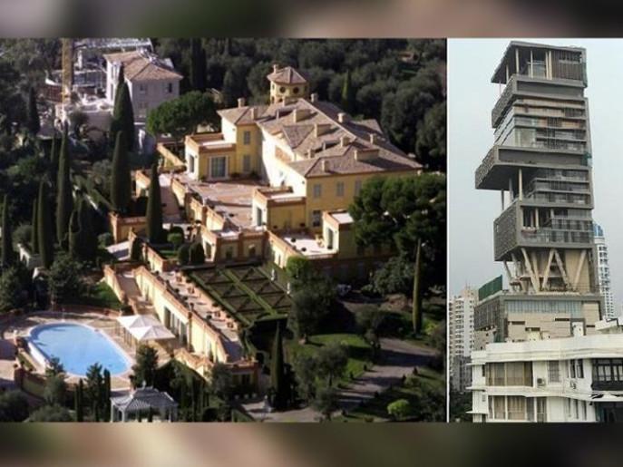 مناز منازل 10 مليارديرات تشتري 23 ألف شقة بالعالم العربي