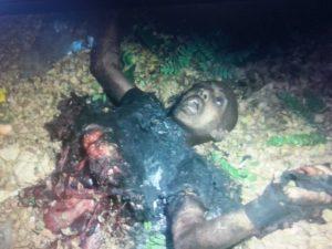 منفذ العملية 300x225   صور  مقتل 10 أشخاص وإصابة 20 أخرين في إنفجار سيارة مفخخة أستهدفت تجمعاً للحوثيين بالحديدة