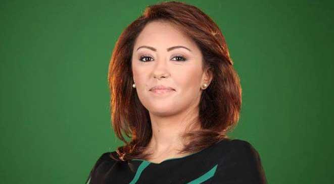 منى صفوان مذيعة يمنية تستقيل من قناة الميادينبسبب منع حلقة تنتقد الحوثيين