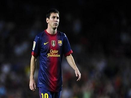 ميسي(6) رياضي إسباني يتهم ميسي بتعاطي المنشطات