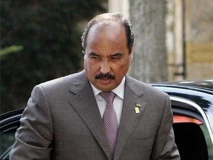نواكشط إصابة الرئيس الموريتاني برصاصة ونقله للخارج