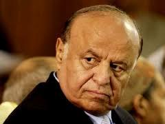 هادددد2 الرئيس هادي  يصدر بياناً عبر قناة الجزيرة القطرية