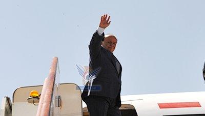 هادي(2) رئيس الجمهورية يتوجه إلى المملكة المتحدة في مستهل جولة تشمل عدد من دول أوروبا وامريكا