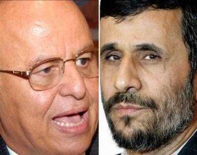هادي(4) مصادر:رئيس الجمهورية يرفض لقاء نجاد في نيويورك