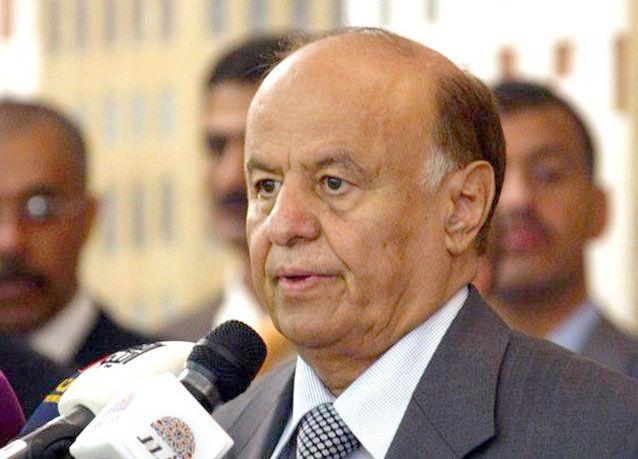 هادي(5) الرئيس هادي  يدعو كل الاطراف في البلاد الى المشاركة في الحوار
