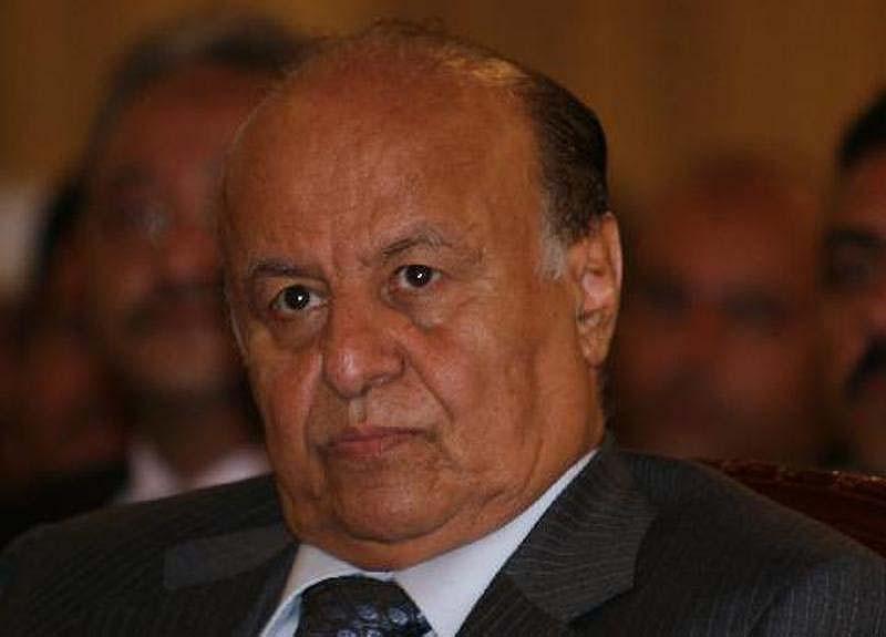 هادي(8) هادي ينفس عن غضبه بإقالة رئيس دائرة المراسيم والتشريفات برئاسة الجمهورية