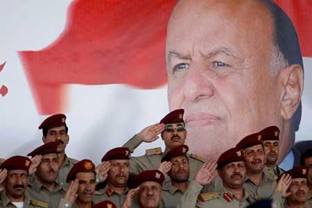 هاد الرئيس هادي يهدد بالاستقالة وتسليم السلطة للجيش
