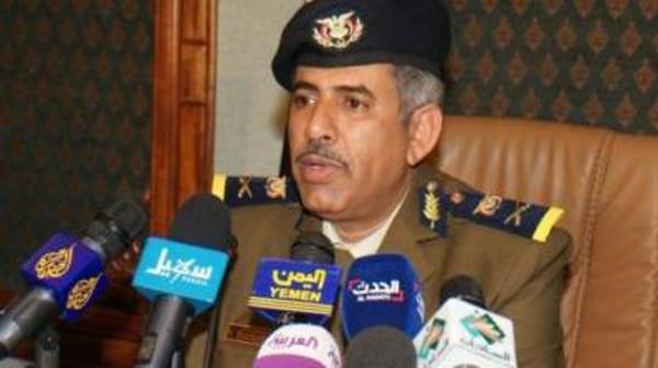 وزير الداخليه وزير الداخلية الترب لمنسوبيه: لا احتكاك مع الحوثيين