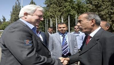 وكيل وكيل الامين العام للامم المتحدة للشوؤن الانسانية يصل الى صنعاء