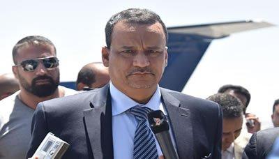 ولد الشيخ المبعوث الأممي إلى اليمن: مشاورات جنيف خطوة أولى نحو إحياء عملية الانتقال السياسي