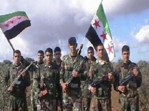0002 300x225 «الجيش الحر» يستهدف منزل بشار الأسد وقذيفة على السفارة الصينية في دمشق